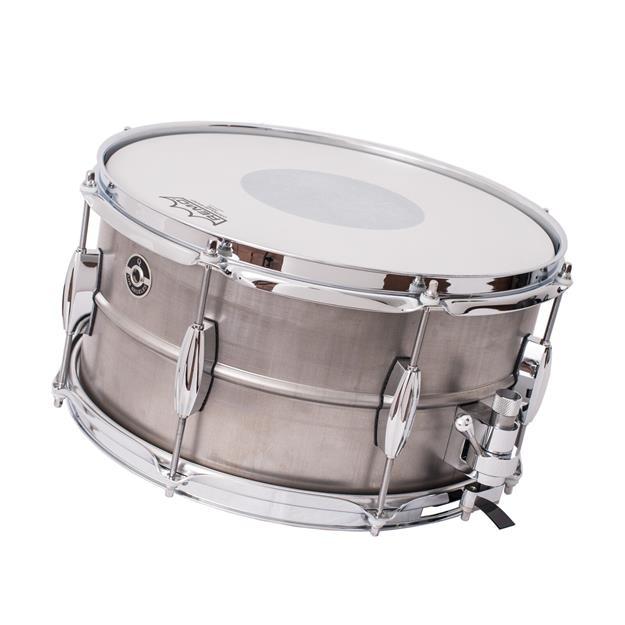 Q Drum Snare Drum 714GNTSTL Gentleman's