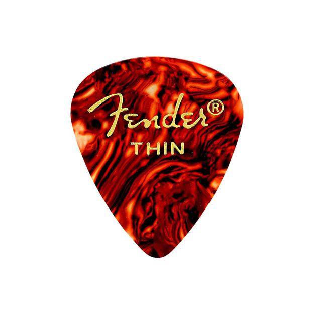 Fender Classic Celluloid, Thin Shell