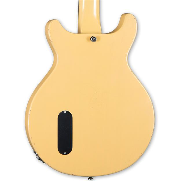 Maybach Lester Junior 59 Double Cut, TV Yellow