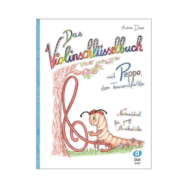 DUX Das Violinschlüsselbuch
