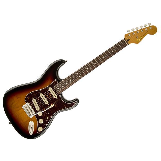 Squier Stratocaster Classic Vibe 60's, 3-Color Sunburst