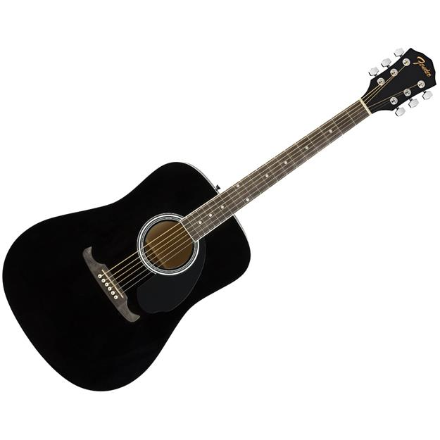 Fender FA-125 Fichte/Mahagoni, Black
