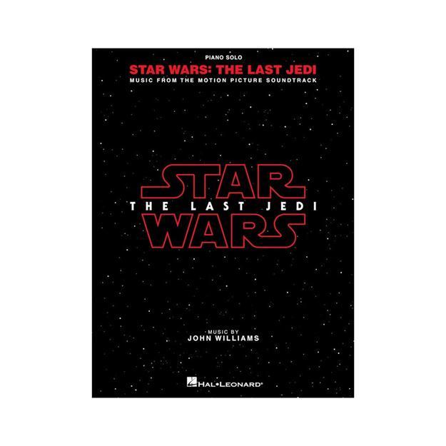 Hal Leonard Star Wars The Last Jedi
