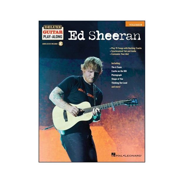 Hal Leonard Ed Sheeran Vol. 9