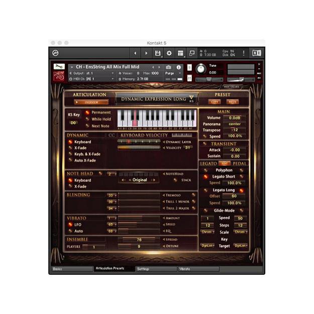 Best Service Chris Hein Ensemble Strings Lizenzcode