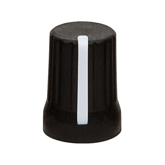 Dj Techtools Chroma Caps Superknob black V2