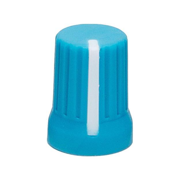 Dj Techtools Chroma Caps Superknob blue 90 V2