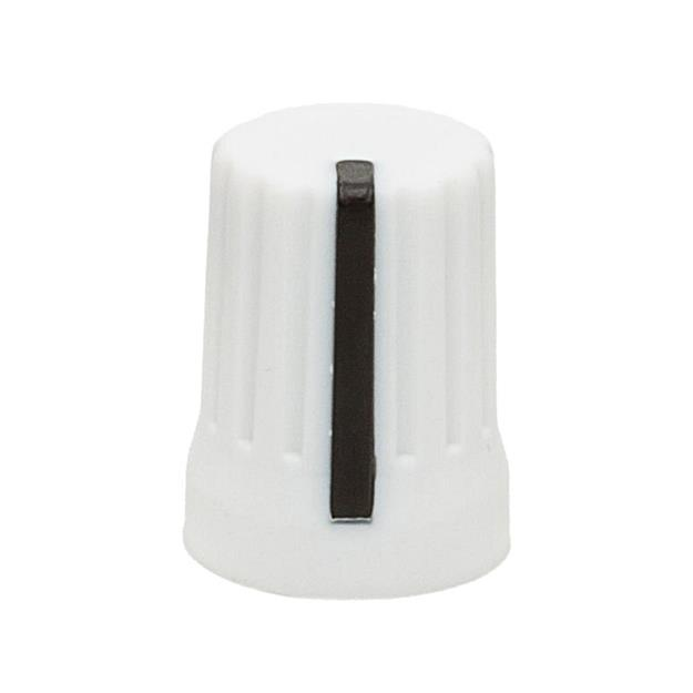 Dj Techtools Chroma Caps Superknob white 90 V2