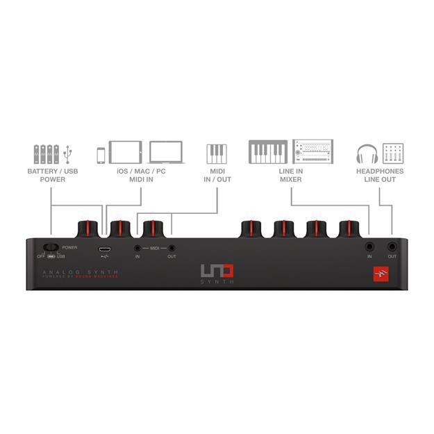 IK-Multimedia UNO Synth