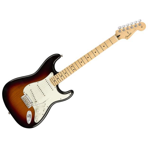 Fender Stratocaster Player 3TS, 3-Color Sunburst