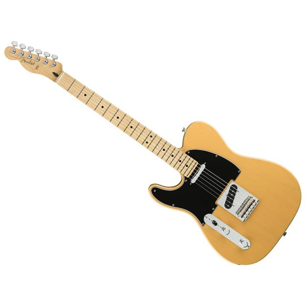 Fender Telecaster Player LH, Butterscotch Blonde