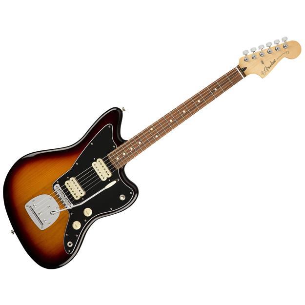 Fender Player Jazzmaster, PF 3-Color Sunburst