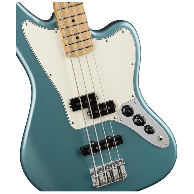 Fender Player Jaguar Bass, MN Tidepool