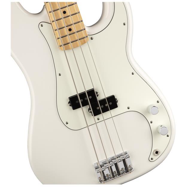 Fender Precision Bass Player, Polar White