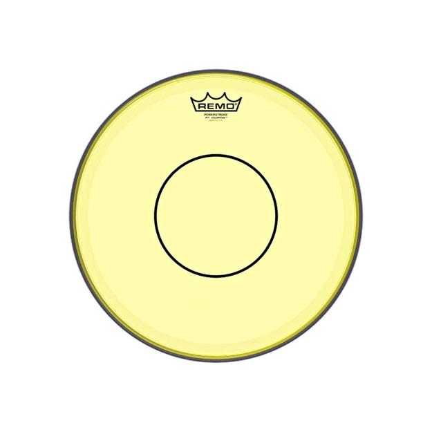 "Remo Powerstroke 77 Colortone 13"" - Yellow"
