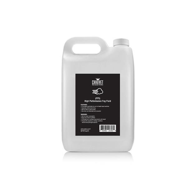 Chauvet Dj High Performance Fog Fluid 5 Liter