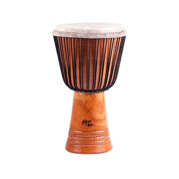 Afroton Djembe Meisterklasse  30-32cm, H 58-63cm
