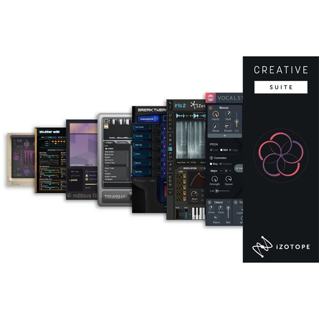 Izotope Creative Suite Upgrade Lizenzcode