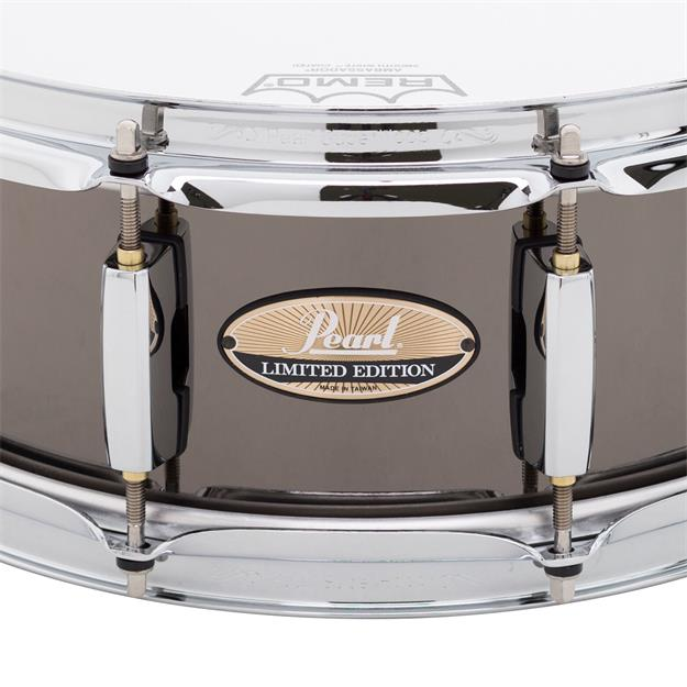 """Pearl Limited Edition Steel 14""""x 5"""" Snaredrum"""
