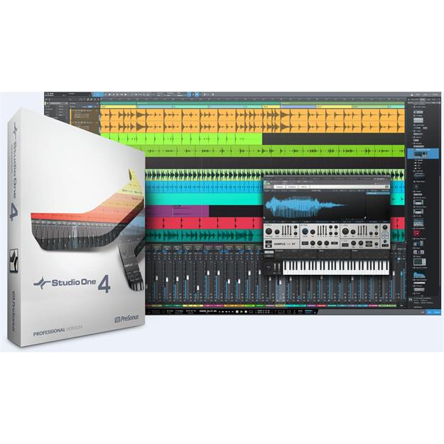 Presonus Studio One 4 Professional EDU Lizenzcode