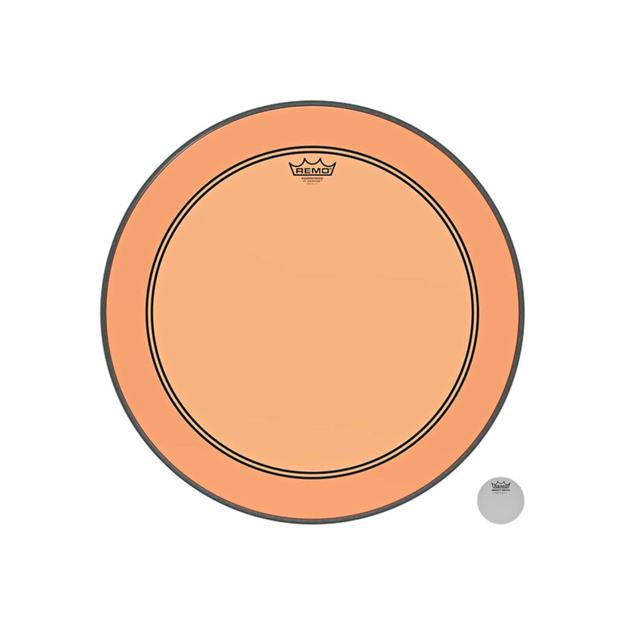 "Remo Powerstroke P3 Colortone 20"" - Orange"