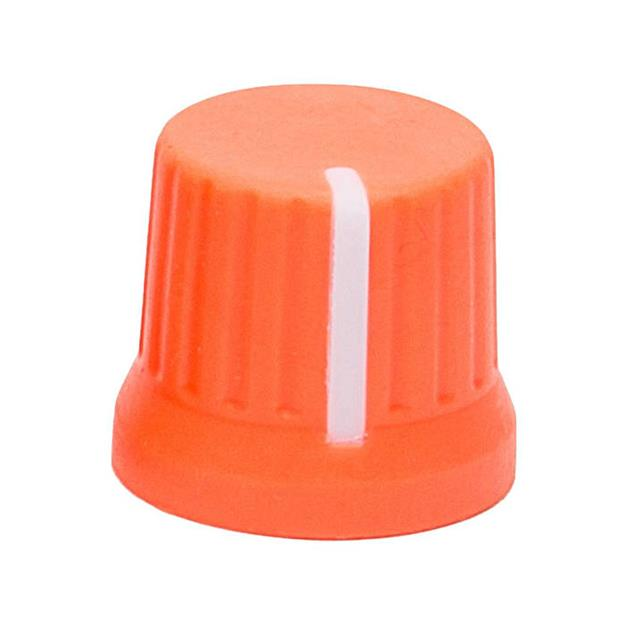 Dj Techtools Chroma Caps Fatty Knob neon orange V2