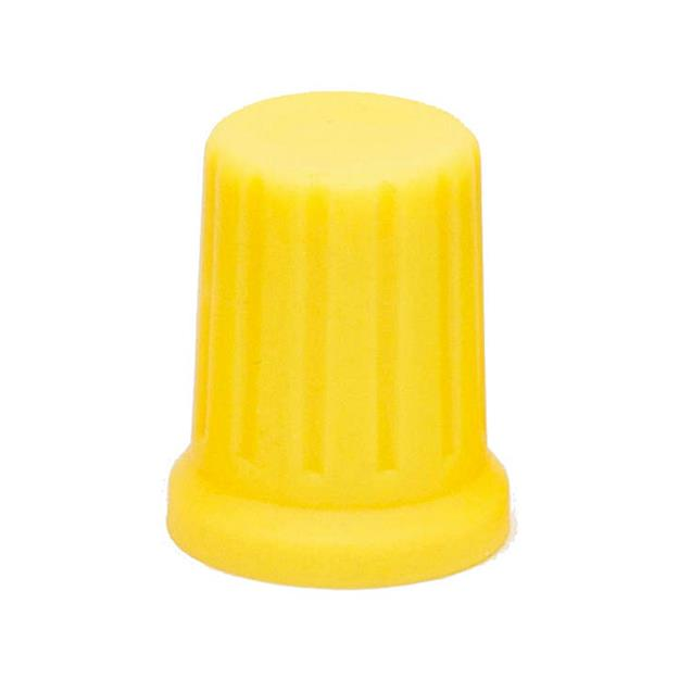Dj Techtools Chroma Caps Encoder thin yellow V2