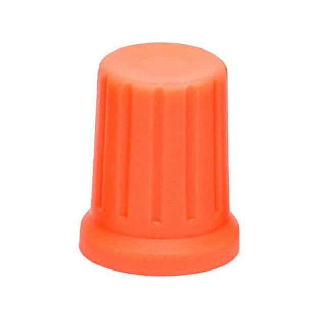 Dj Techtools Chroma Caps Encoder thin neon orange