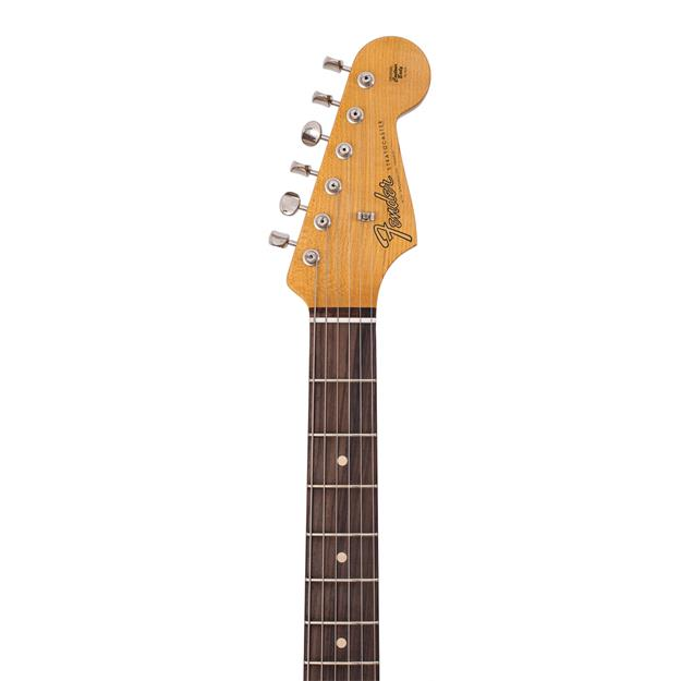 Fender CS Stratocaster PM Journeyman Relic, Faded 3-Color SB
