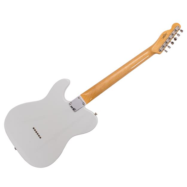Fender CS Telecaster '60 Lush Closet Classic, Olympic White