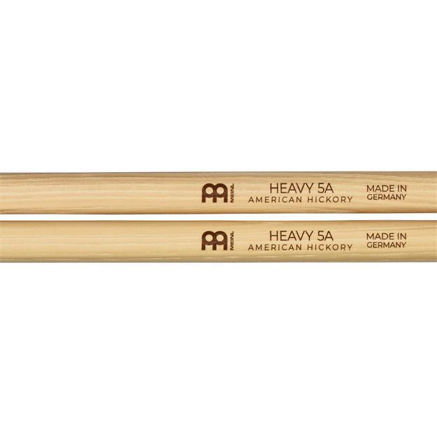 Meinl Heavy 5A Wood Tip Drumsticks SB108