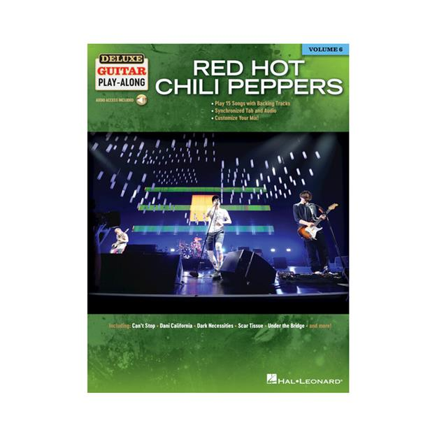 Hal Leonard Red Hot Chili Peppers Vol. 6
