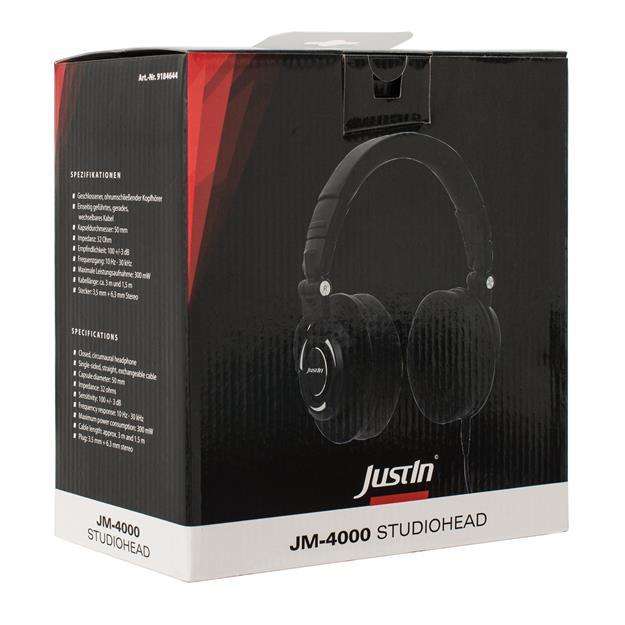 Justin JM-4000 Studiohead