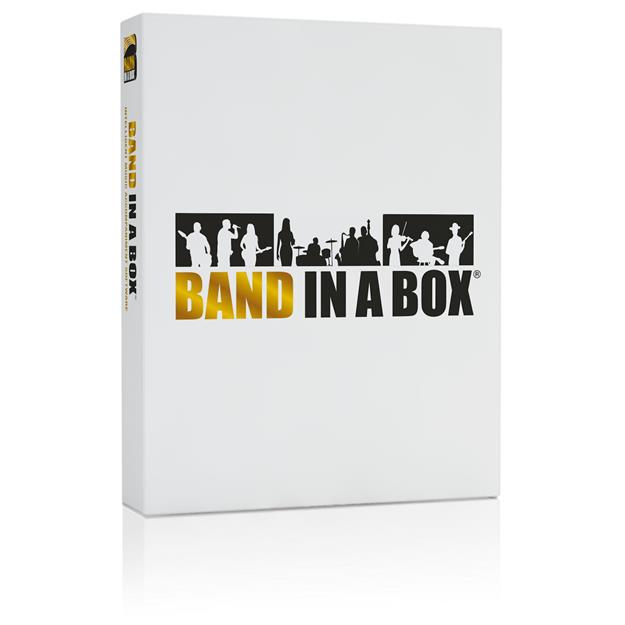 PG Music Band in a Box 2018 Pro / Mac