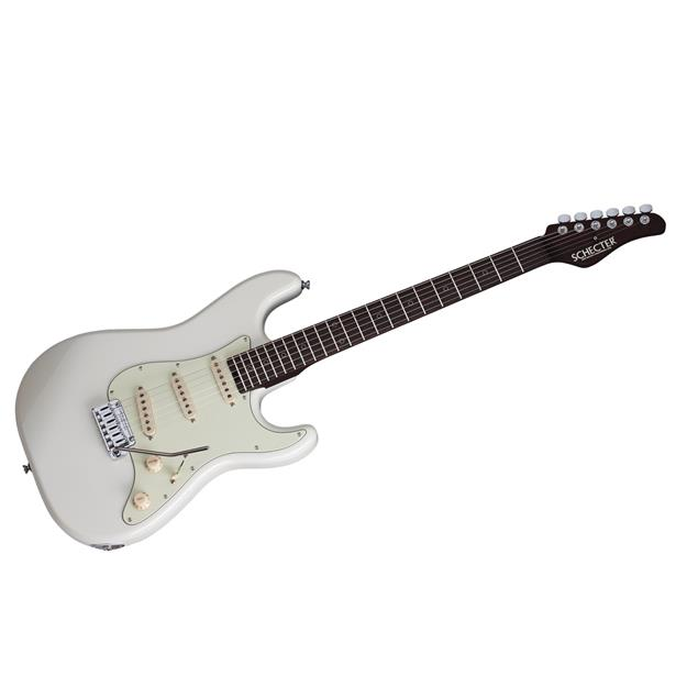Schecter Nick Johnston Traditional, Atomic Snow