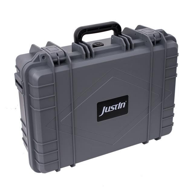 Justin Flex Cut Koffer 4