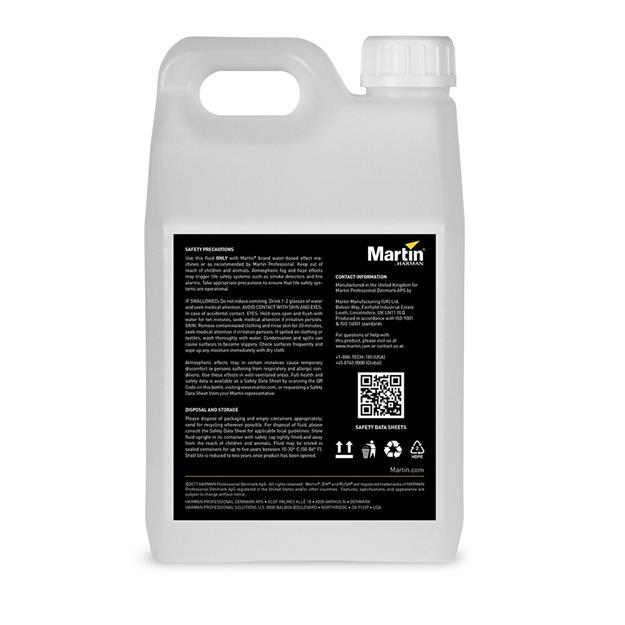 Martin Pro JEM Pro-Fog Quick Dissipating 5 L