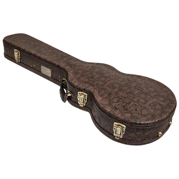 Maybach Lester Jr Double Cut Special, Antique Walnut Aged