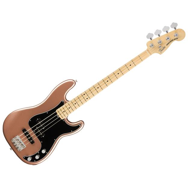 Fender American Performer Precision Bass, MN Penny