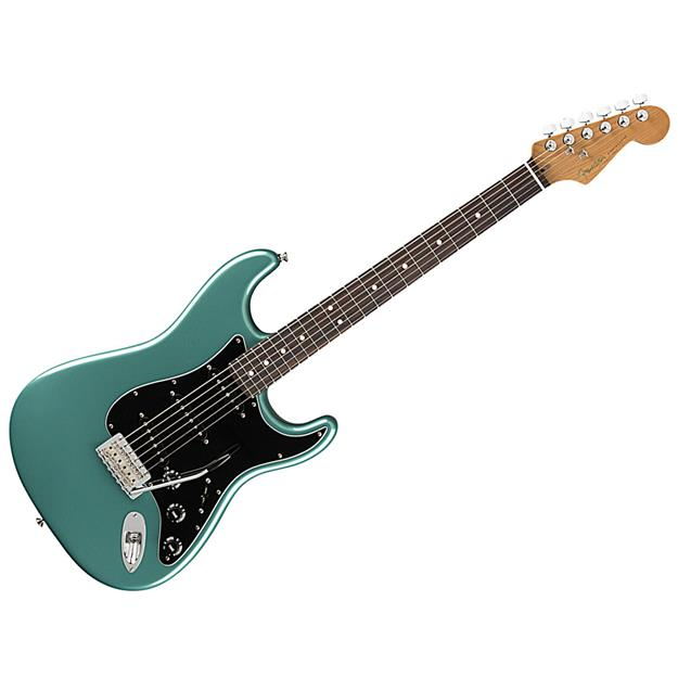 Fender Stratocaster Ltd. American Ash, Ocean Turquoise