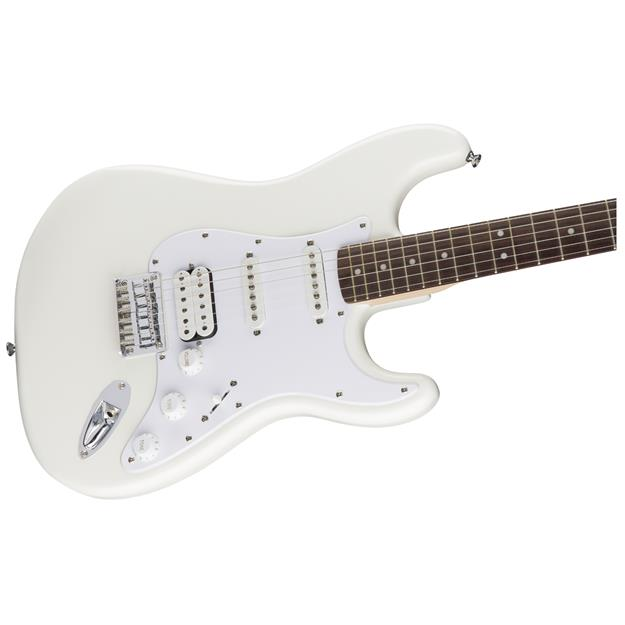 Squier Stratocaster Bullet HSS Hardtail, Arctic White