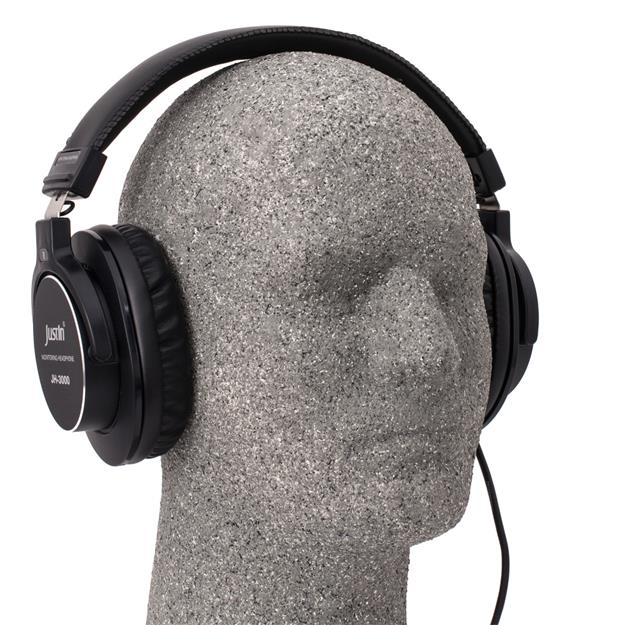 Justin JH-3000 Monitoring Headphones