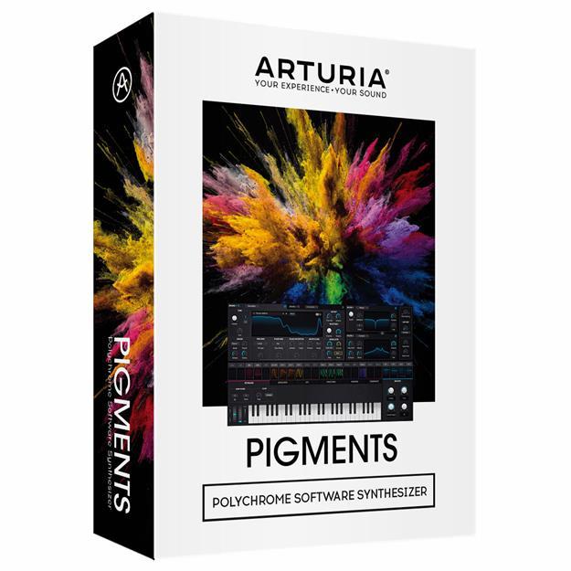 Arturia Pigments Lizenzcode