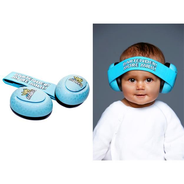 Thunderplugs Baby Banana Muff - Gehörschutz / Ear Protection