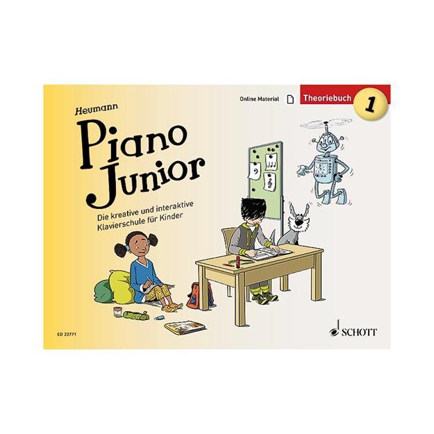 Schott Verlag Piano Junior 1