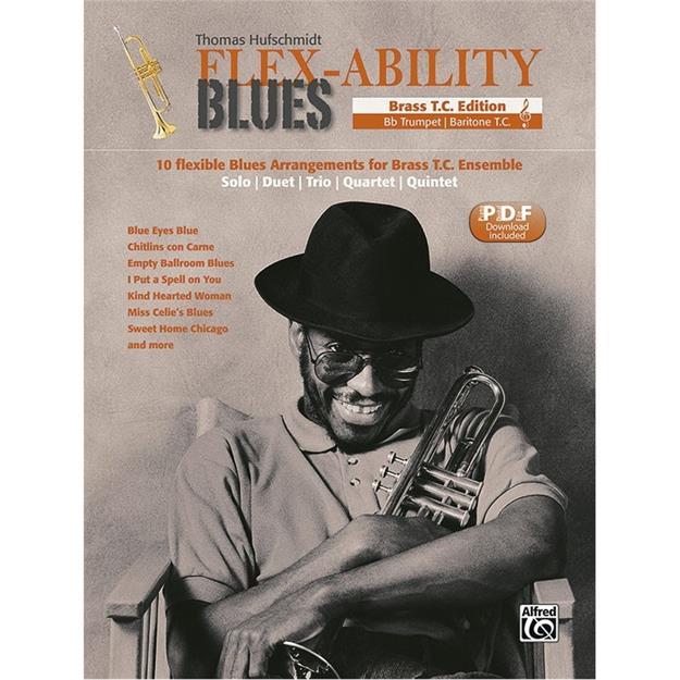 Alfred Publishing Flex - Ability Blues - Trompete