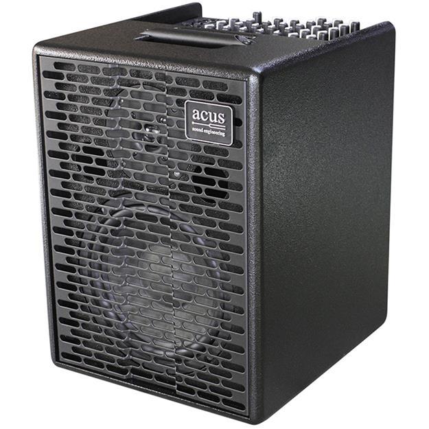 Acus One-8 M2, Black