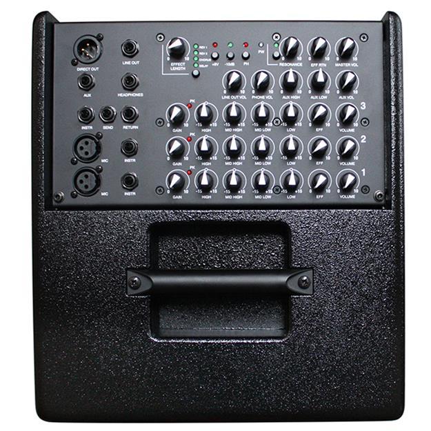 Acus One-8 Simon M2, Black