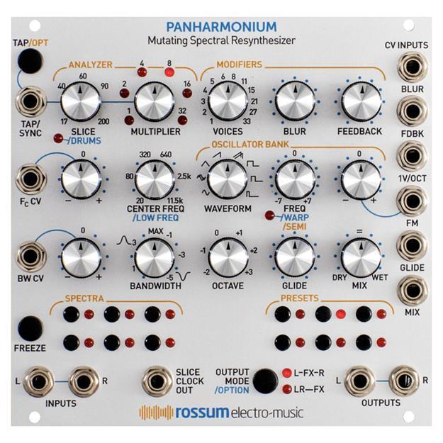 Rossum Electro-Music Panharmonium