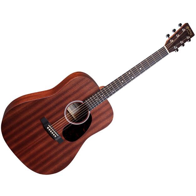 Martin Guitars D-10E 01 Sapele/ Sapele